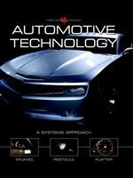 9780176104399: Automotive Techn Systems Appr