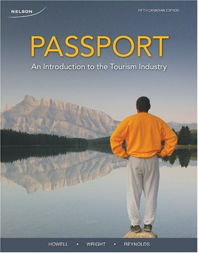 An Introduction to the Tourism Industry, Fifth: et al. Howell