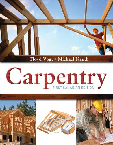 9780176105266: Carpentry: First Canadian Edition