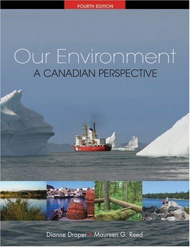 9780176105297: CDN ED Our Environment: A Canadian Perspective