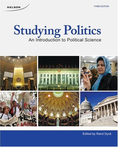 9780176105396: CDN ED Studying Politics: An Introduction to Political Science