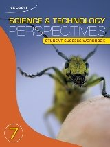 9780176115449: Nelson Science and Technology Perspectives 7 Student Success Workbook BLM + CD Package