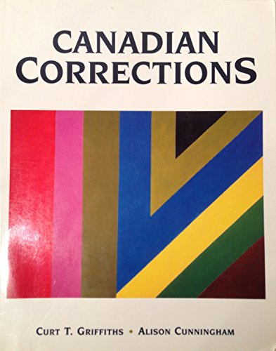 CANADIAN CORRECTIONS: Griffiths, Curt T.;