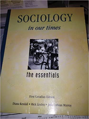 9780176166243: Sociology in Our Times : The Essentials