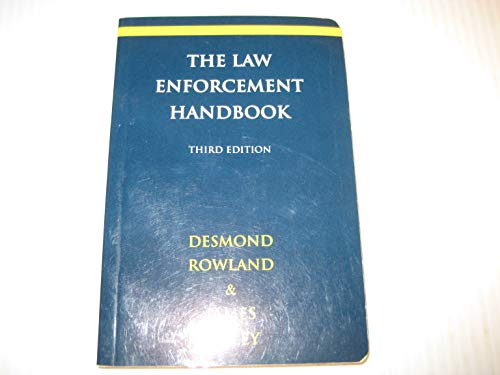 9780176166472: The Law Enforcement Handbook