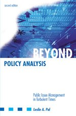 9780176168278: Beyond Policy Analysis : Public Issue Management in Turbulent Times