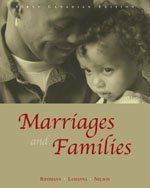 Marriages and Families : First Canadian Edition: Agnes Riedmann, Mary