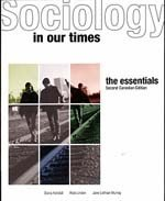 9780176168896: Sociology in Our Times: The Essentials 2e