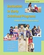 Inclusion in Early Childhood Programs: : Children: Allen K. Eileen,