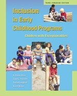 9780176169473: Inclusion in Early Childhood Programs: : Children with Exceptionalities, Third Canadian Edi