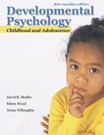 9780176169688: Developmental Psychology: : Childhood and Adolescence, First Canadian Edition