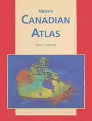 9780176183042: Nelson Canadian atlas