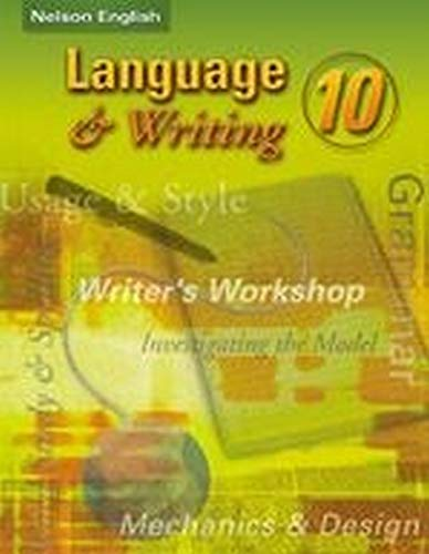 9780176187200: Language and Writing 10: Student Book (Softcover)