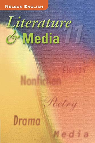 9780176197087: Literature And Media 11: Student Text