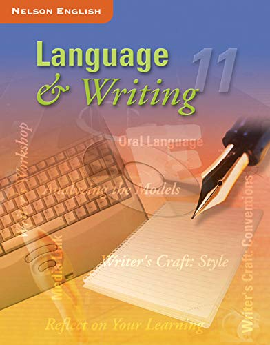 9780176197124: Language and Writing 11: Student Book (Hardcover)