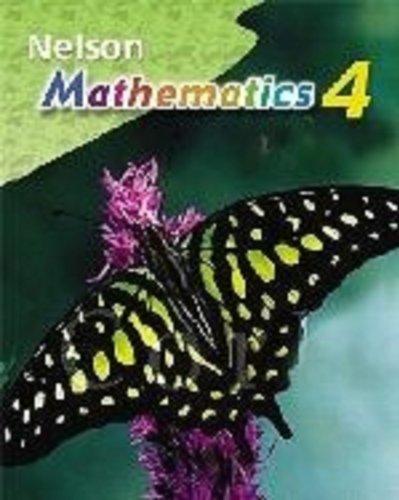 9780176201845: Nelson Mathematics Grade 4 Workbook