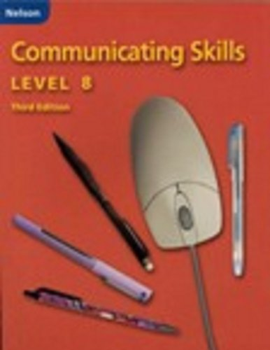 9780176203108: Communicating Skills Level 8: Student Edition