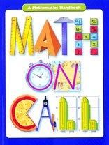9780176203467: Math on Call: A Mathematics Handbook Grades 6-8 Great Source Math Handbook