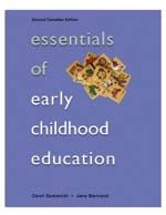 9780176223182: ESSENTIALS OF EARLY CHILDHOOD EDUCATION