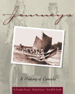 9780176224363: Journeys:A History of Canada : First Edition