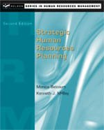 Strategic Human Resource Planning : Second Edition: Monica Belcourt, Ken