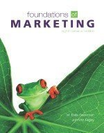 9780176224653: Foundations of Marketing : Eighth Canadian Edition