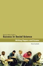 9780176251826: Thomson Nelson Guide to Success in Social Science