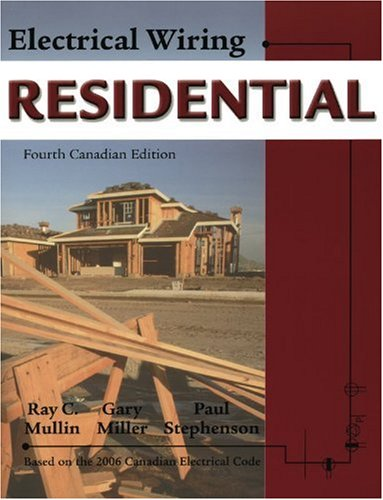 Surprising 9780176252489 Electrical Wiring Residential 4Th Canadian Edition Wiring Cloud Toolfoxcilixyz