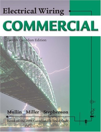 9780176252496: CDN ED - Electrical Wiring: Commercial