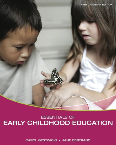 9780176252717: Essentials of Early Childhood Education