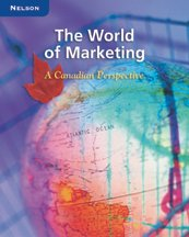 9780176259464: The World of Marketing : A Canadian Perspective