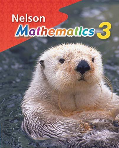 9780176259686: Nelson Mathematics Grade 3: Student Text