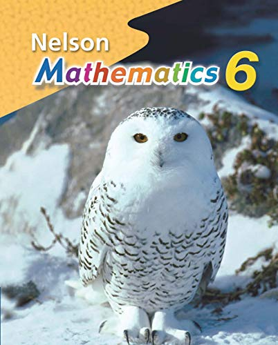 9780176259716: Nelson Mathematics: Grade 6: Student Text