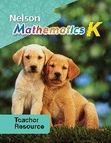 9780176260729: Nelson Mathematics Kindergarten National Edition Teacher's Resource with Cd
