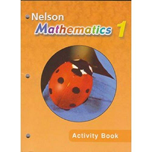 9780176260835: Nelson Mathematics 1 Workbook