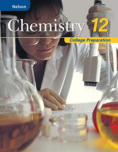 9780176265335: Chemistry 12 : College Preparation