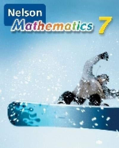 9780176269128: Nelson Mathematics Grade 7: Student Text