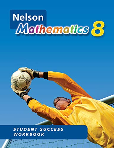 9780176282134: Nelson Maths 8 Student Success Wkbk