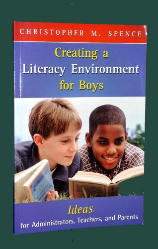 9780176283315: Creating a Literacy Environment for Boys : Ideas for Administrators, Teachers, and Parents