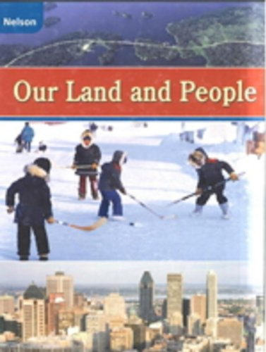 9780176294144: Our Land and People