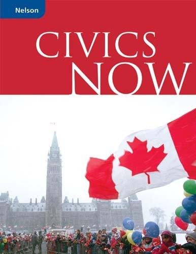 9780176301941: Civics Now: Student Edition