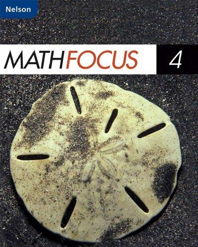9780176324490: Math Focus Grade 4 (Student Book)