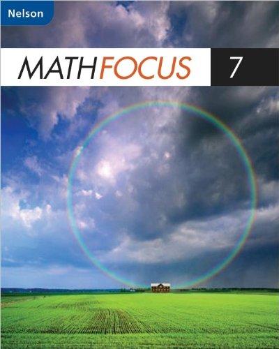 9780176324643: Nelson Math Focus 7: Student Book