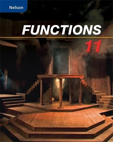 9780176332037: Functions 11 Student Text