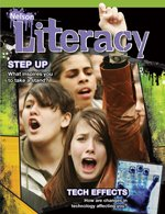 9780176334376: Nelson Literacy 7a: Step Up, Tech Effects (Nelson Literacy)