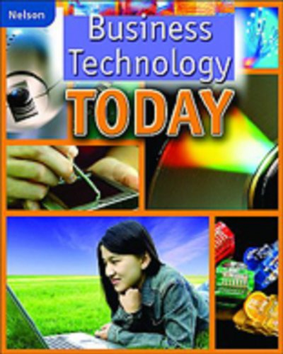 9780176335458: Business Technology Today: Student Edition