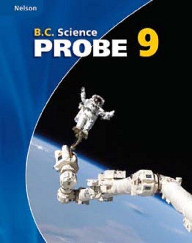 9780176343088: BC Science Probe 9 Workbook