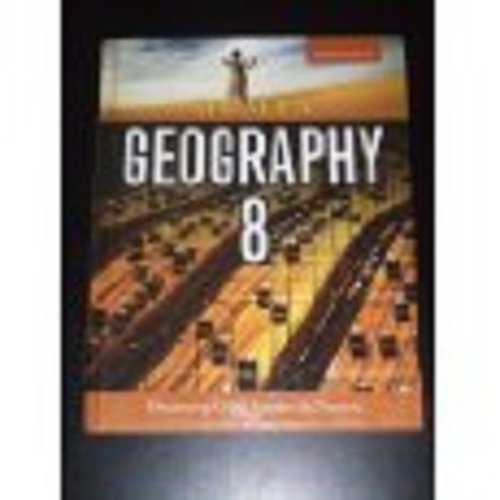 9780176354916: Human Geography 8: Student Text