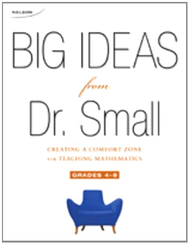 9780176357139: Big Ideas From Dr. Small Grade 4-8 [Paperback]