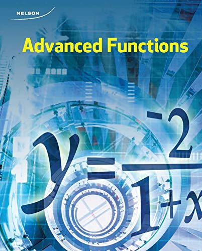 9780176374433: Title: Nelson Advanced Functions 12 Student Book